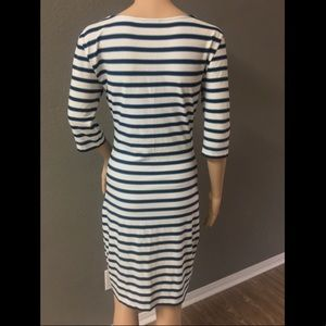 Juicy Couture Dresses - Stripped Cotton Juicy Couture Dress - Pristine